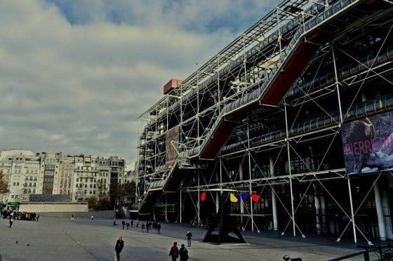 Centro de Arte George Pompidou