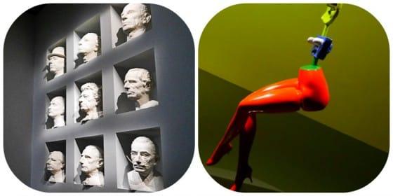Surrealistas y Miró en el Pompidou