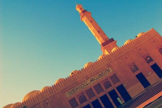Gran Mezquita de Dubái