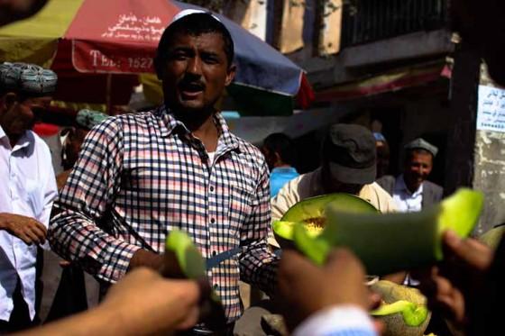 Vendedor de melones