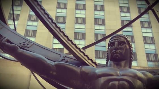 Atlas Rockefeller Center