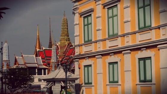 Caminando por Bangkok