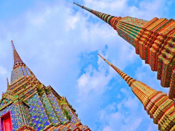 Wat Pho (Templo del Buda Reclinado)