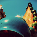 Tejado Casa Batlló