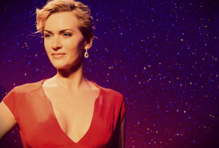 Kate Winslet - Madame Tussauds