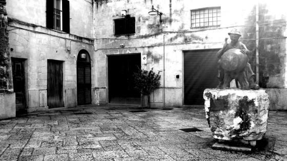 Piazza - Matera