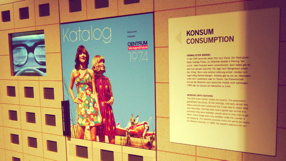 Consumerism in the DDR
