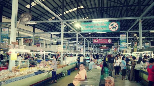 Mercado Krabi Town