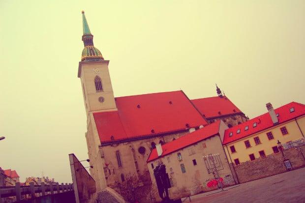 Catedral de Bratislava
