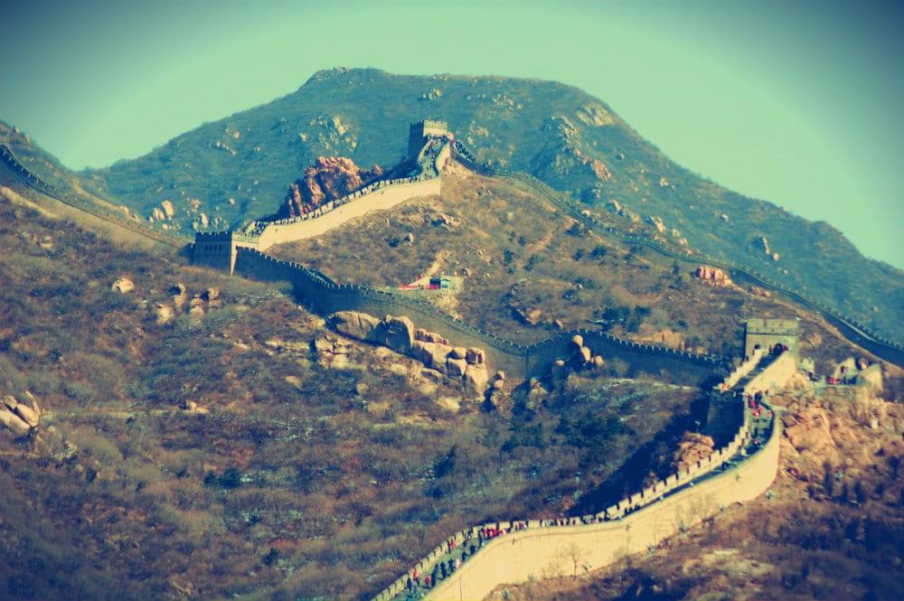 Qué ver en Beijing - Gran Muralla China