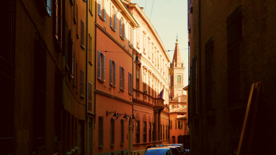 Bologna - Zona universitaria