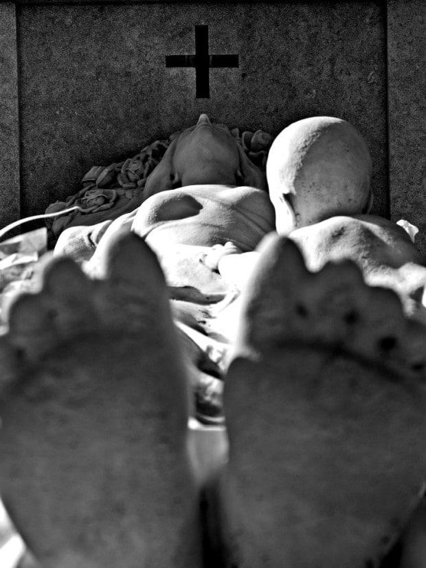 Cementerio de Montjuïc - Arte funerario