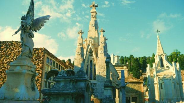 Cementerio de Montjuïc de Barcelona