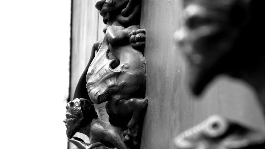 Puertas en Bologna - Detalle
