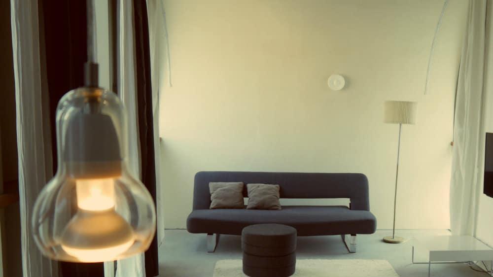 Miniloft Berlín - Salón