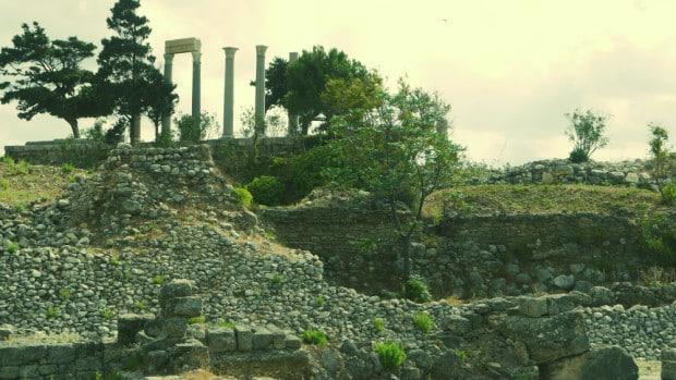 Ruinas - Byblos