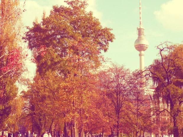 Berlín paseo