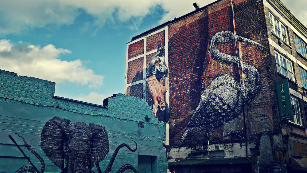 East End Graffiti