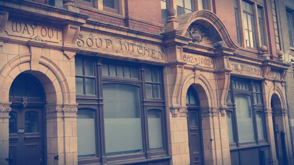 Jewish Soup Kitchen Spitalfields