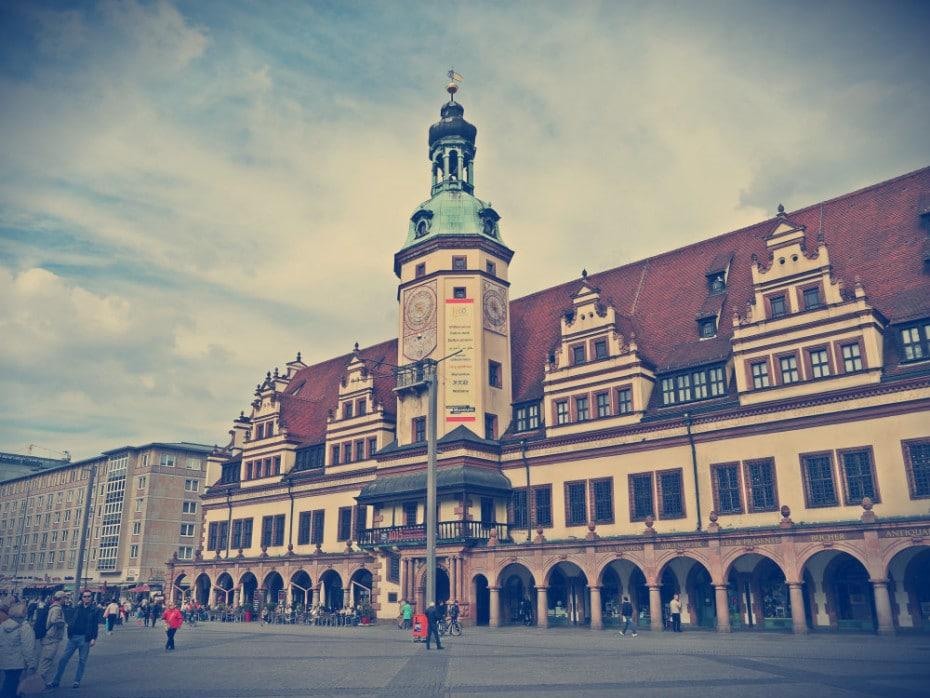 Ayuntamiento Antiguo - Leipzig