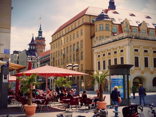 Centro de Leipzig