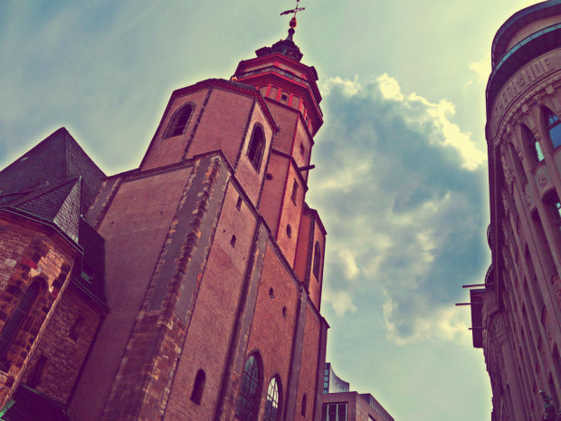 Iglesia de San Nicolás  - Leipzig
