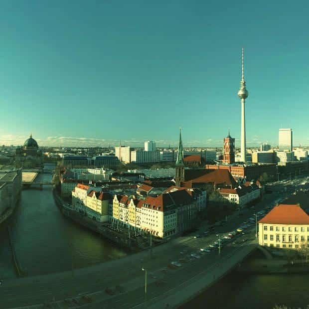 Alojarse en Mitte - El corazón de Berlín