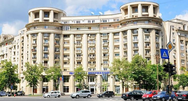 Dónde dormir en Bucarest - Piata Uniri