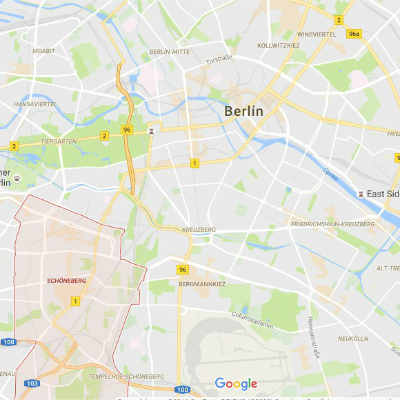 The Best Areas To Stay In Berlin Top Districts And Hotels - Berlin mitte map