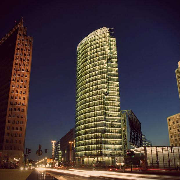Potsdamer Platz - Mejores zonas para alojarse en Berlín
