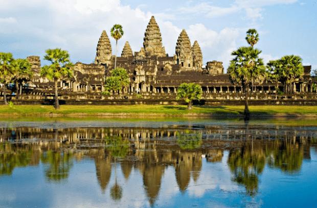 Siam Reap, Camboya