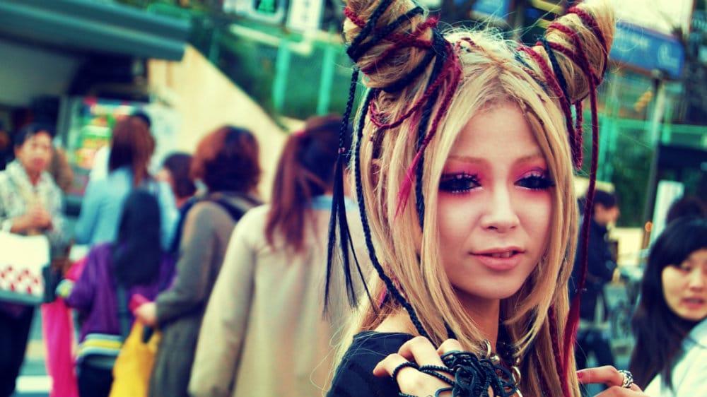 Harajuku Girl - Qué ver en Tokio