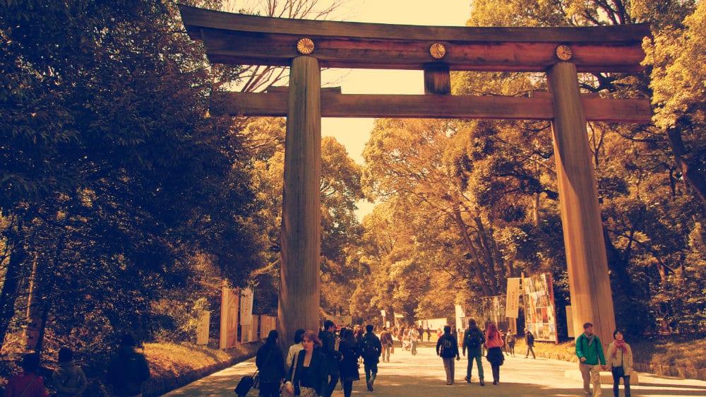 Meiji Jungu - Qué ver en Tokio