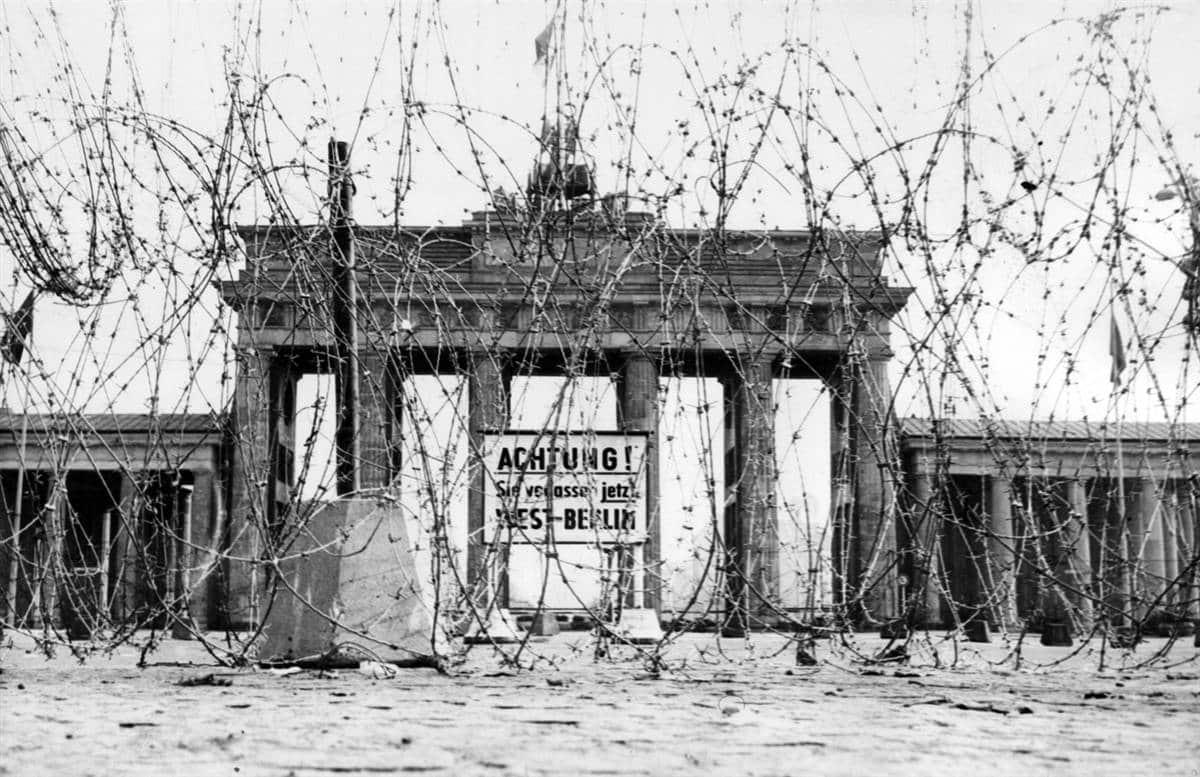Abandonando Berlín Occidental