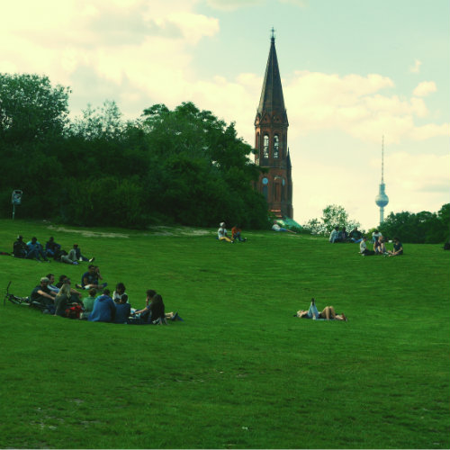 Kreuzberg - Görlitzer Park