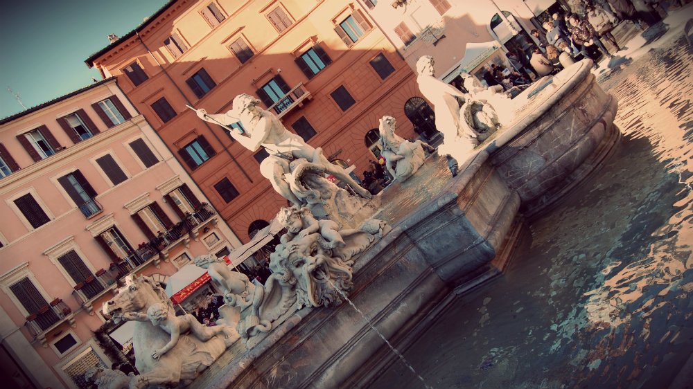 Staying Around Piazza Navona in Rome