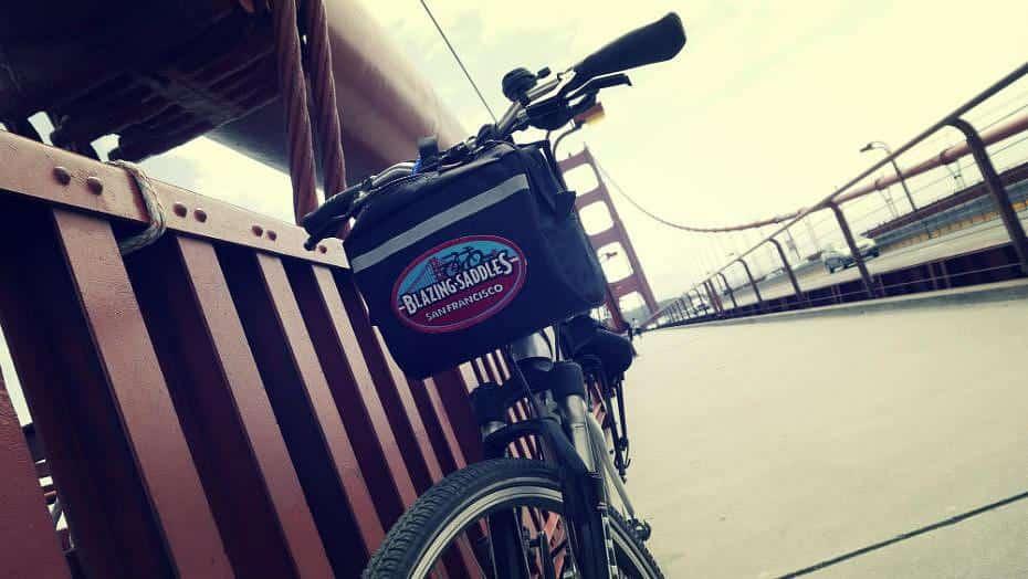 Cruzar el Golden Gate en bicicleta - Qué hacer en San Francisco