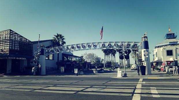 Jack London Square Oakland