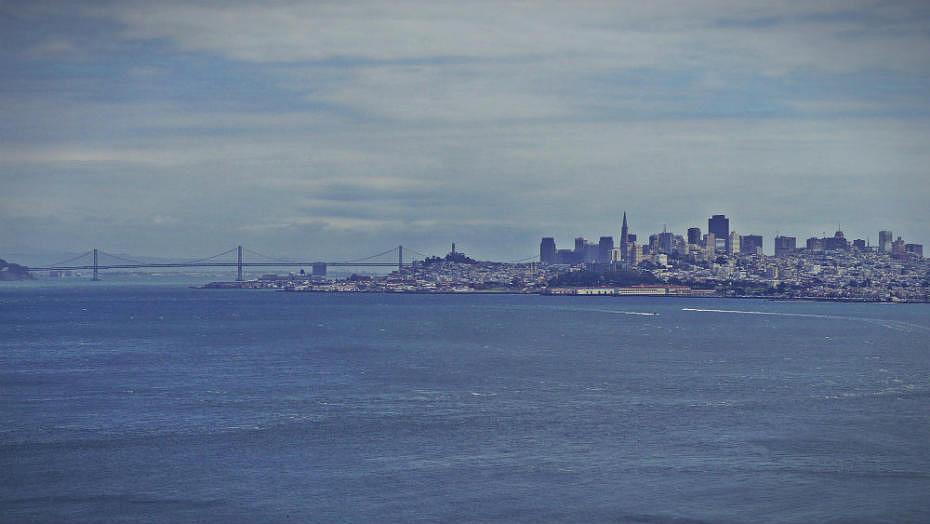 Paseo en barco - San Francisco