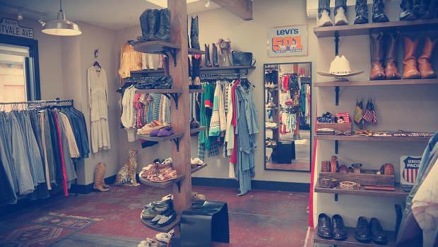 Tienda Vintage en Oakland