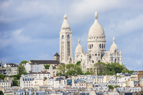 Best area to stay in Paris - Montmartre