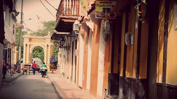 Barrio de Getsemaní - Cartagena