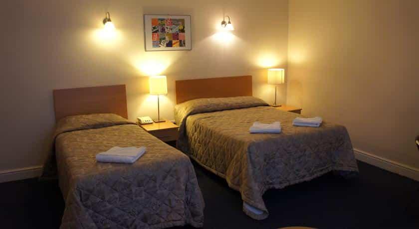 Caring Hotel - Hotel económico de buena calidad en el centro de Londres