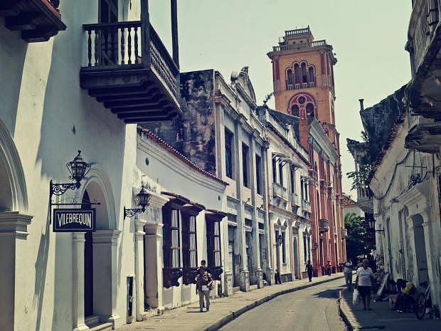 Centro Histórico - Qué ver en Cartagena