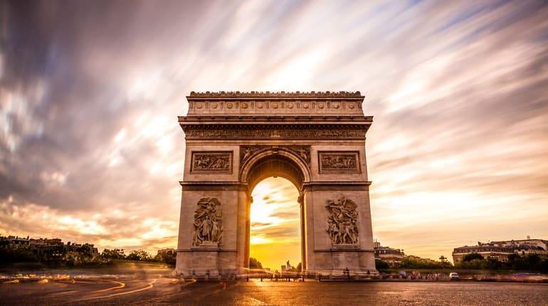 Dónde dormir en Paris - Champs-Elysées