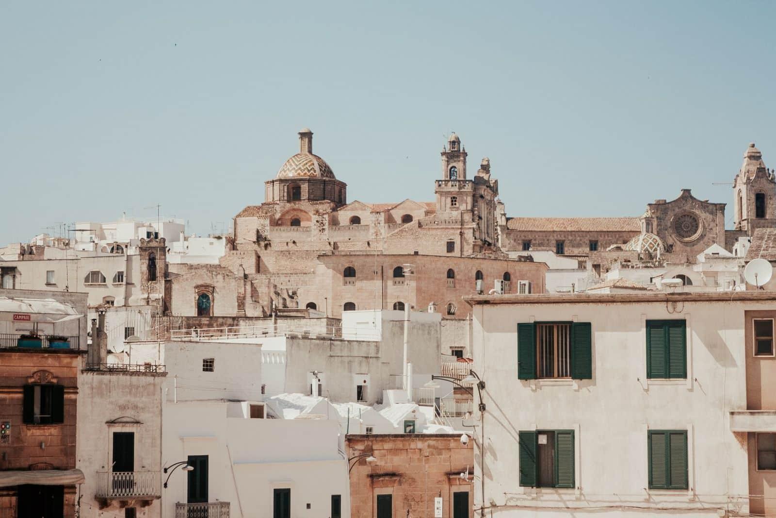 Dónde dormir en Bari - Mejores zonas y hoteles