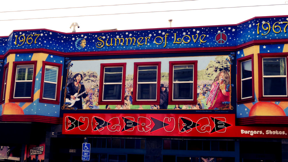 El verano del amor 1967 y el San Francisco hippie