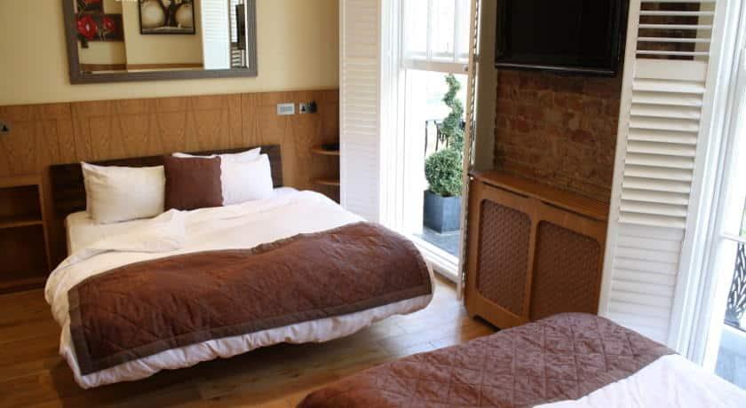 Hotel Excelsior Londres - Alojamiento barato y céntrico