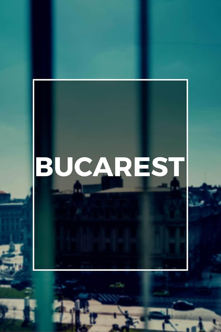 Guía de Bucarest