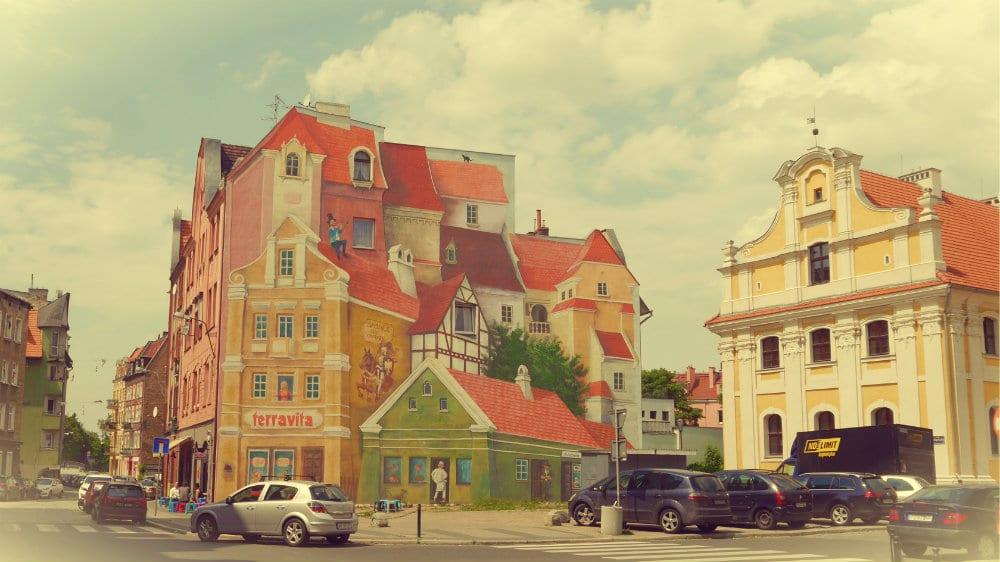 Mural de Poznan